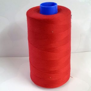Donisthorpes Thread M120 Red | 5000M | Polyester | Haberdashery | In2SewingMachines
