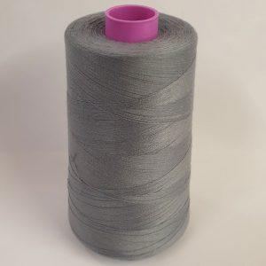 M120 Polyester Light Grey | 5000M | Spun Polyester | Haberdashery | In2SewingMachines