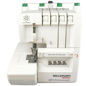 Necchi Millepunti DF4 | New Domestic Machines | In2SewingMachines | Your Necchi Sewing Machines Main Dealer
