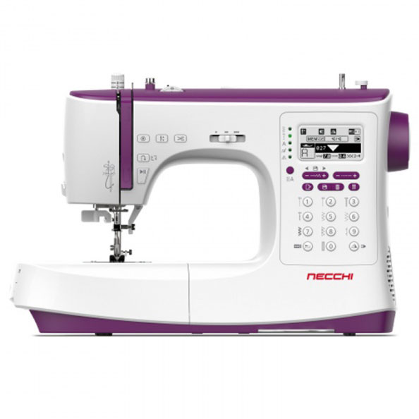 Necchi NC 204D Sewing Machine | In2SewingMachines | Necchi Dealer | Your Necchi Sewing Machines Main Dealer
