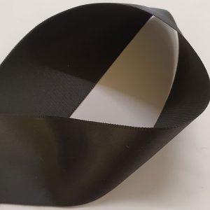 Satin Black Ribbon | 20 metres x 40mm | Haberdashery | In2SewingMachines