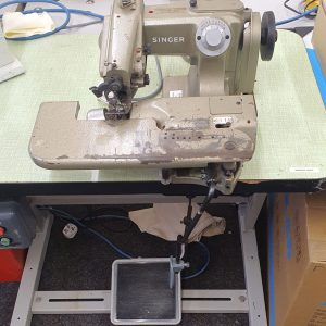 Singer 6SS Industrial Blind Hemmer | Reconditioned Industrial Machine