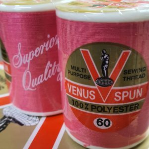 Venus V-Spun Thread 6186 | Polyester | 550M | Haberdashery | In2SewingMachines