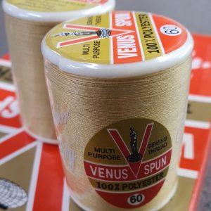 Venus V-Spun Thread 6609 | Polyester | 550M | Haberdashery | In2SewingMachines