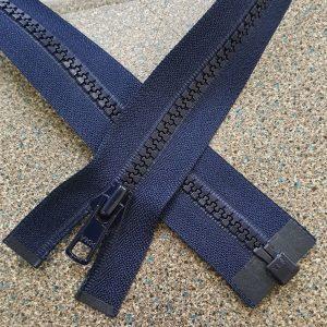 Molded plastic Zips