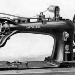 Singer 7 Class Sewing Machine Parts